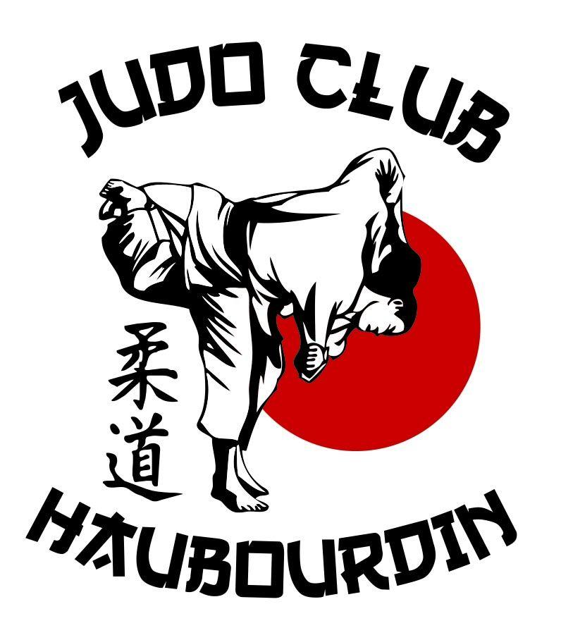 Logo CLUB GYM.HAUBOURDIN SECT JUDO